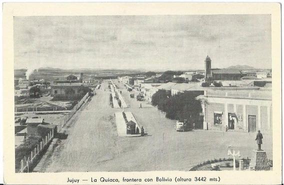 W931// La Quiaca, Frontera Con Bolivia.