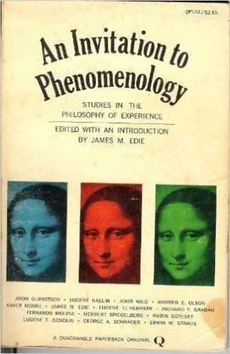 An Invitation To Phenomenology: Studies In The Philosophy...