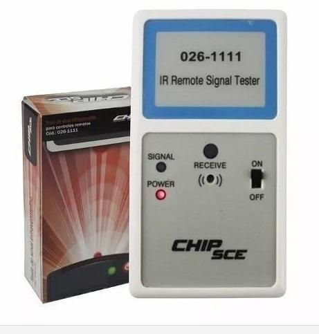 Testador Chip Sce De Controle Remoto