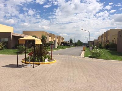 Duplex 3 Ambientes En Condo Cerrado Los Robles Monte Grande