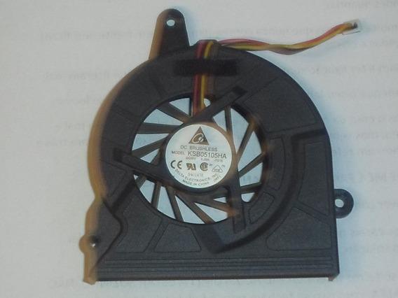 Cooler Ventilador Notebook Itautec Inforway Note W7655