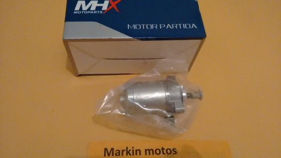 Motor Partida Crypton 115 2009 Até 2014