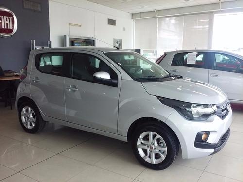 Plan Uber Fiat Mobi 0km Anticipo Y Cuota Fija Entrega Ya F-