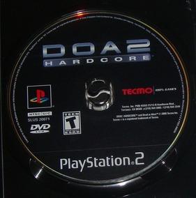 Doa Dead Or Alive 2 Hardcore Original Ps2 Cr $15