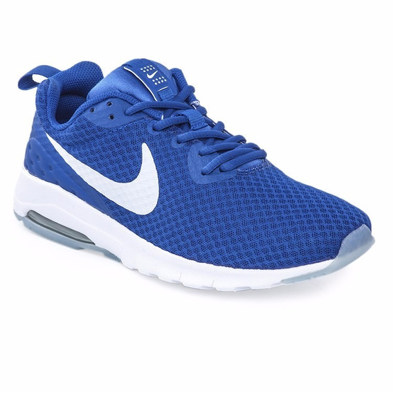 Nike Air Max Motion Lw Zapatillas Nike Azul en Mercado