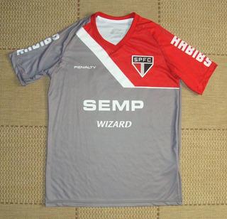 Camisa Original São Paulo 2014/2015 Treino Away
