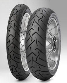 Par Pneus Pirelli Scorpion Trail 2 100/90-19 150/70-17 Tiger