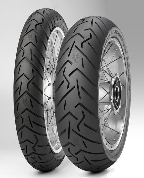 Pneus Pirelli Scorpion Trail 2 120/70-19 170/60-17 R 1200 Gs