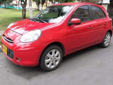 Nissan March Advance 1.6 At 2014