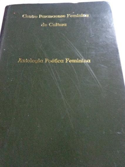 Livro Raro Antologia Poética Feminina Biografia Poeta Paraná