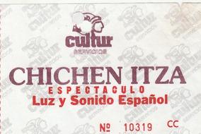 Ingresso Espetaculo Chichen Itza - Espanha - Ab2