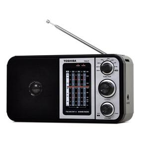 Rádio Portátil 08/09 Faixa Semp Toshiba Tr849