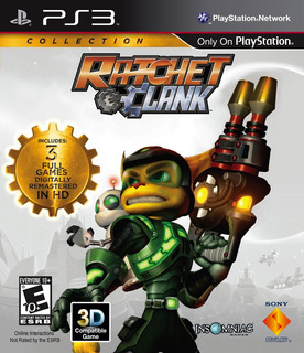 Ratchet Y Clank Collection Ps3