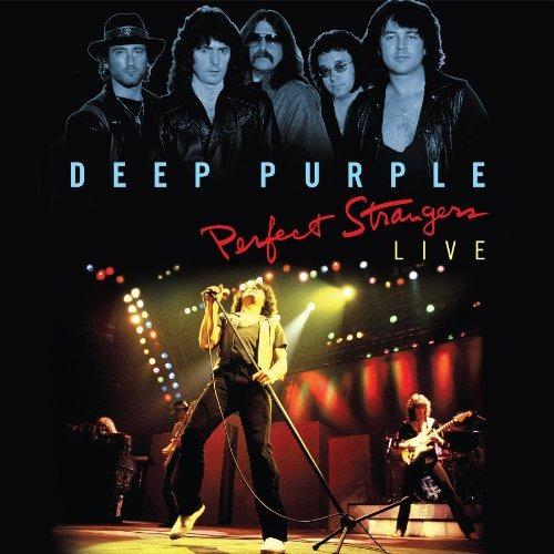 Vinilo : Deep Purple - Perfect Strangers Live (with Cd, ...