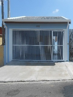 Casa Residencial Em Indaiatuba - Sp, Jd. Morada Do Sol - Ca00758