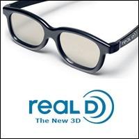 Óculos 3d Passivo Reald - Adulto