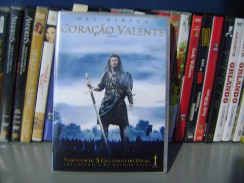 Dvd Coraçao Valente Mel Gibson Slim-e8b4