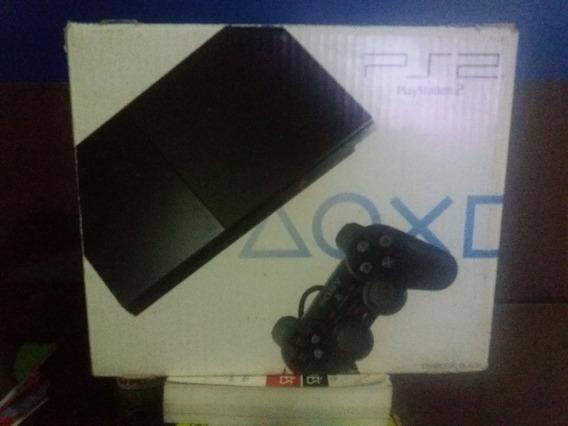 Playstation 2 Desbloqueado Com Memory Card E Sem Controle