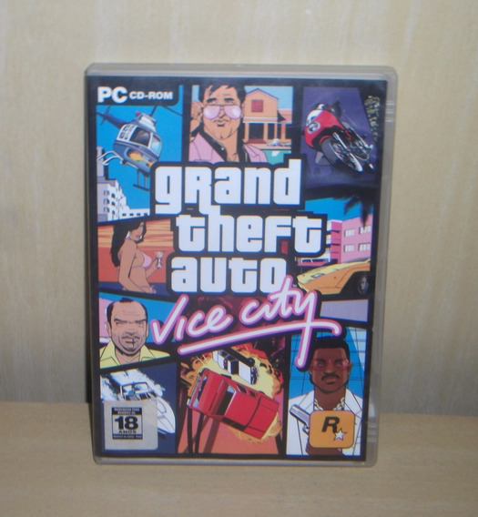 Gta - Vice City / Grand Theft Auto - Vice City - Pc