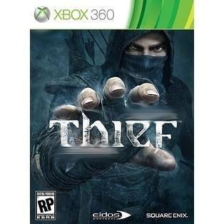 Thief Xbox 360 Novo (mídia Física )