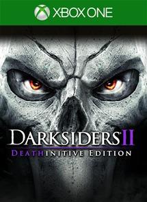 Darksiders Ii Deathinitive Edition. Xbox One. Egishop