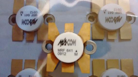 Transistor Mrf641 Npn Silicon/ Promoção Rf Transistor