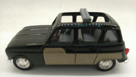 Auto 1:43 Renault 4l 1964 Sólido Milouhobbies Ac408