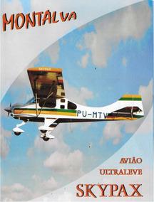 Avião Ultraleve Avançado - Montalva Aviação.