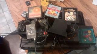Consola Atari Con Juegos Y Jostick