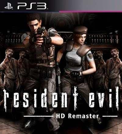 Resident Evil Hd Remake Remastered Ps3 Digital Game