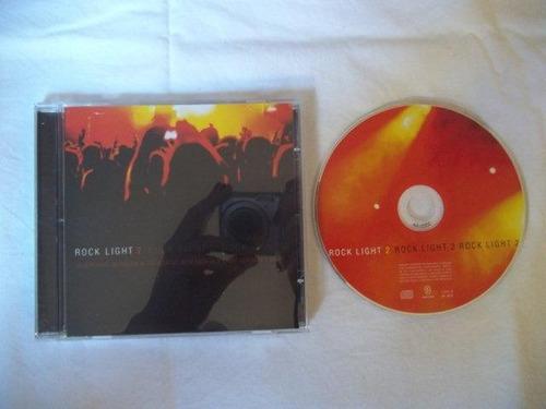 * Cds - Rock Light 2 - Rock Pop Internacional