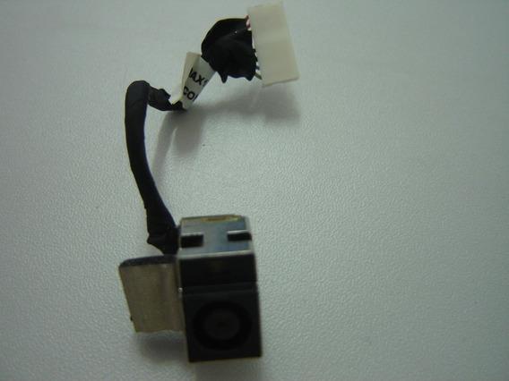 Conector Da Fonte Notebook Hp Cq42-220br Semi Novo