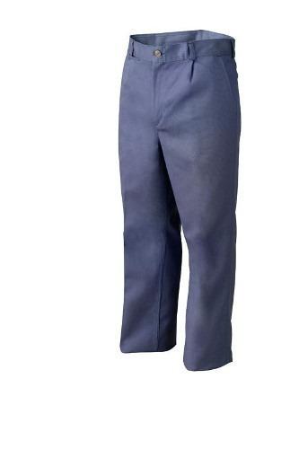 Pantalón De Trabajo Ombu, Azulino Talle 40
