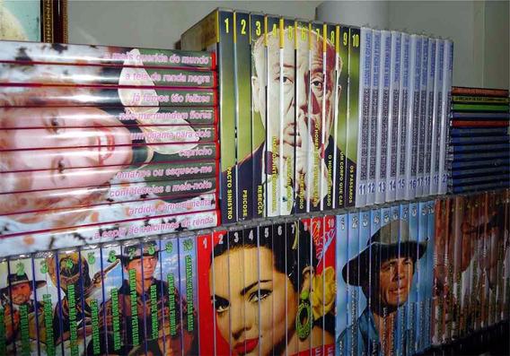 Coleção Inestimável Do Diretor Alfred Hitchcock Em 10 Dvds,