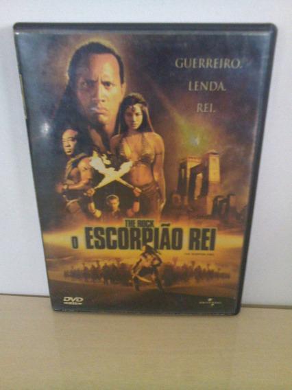 O Escorpião Rei (em Dvd)
