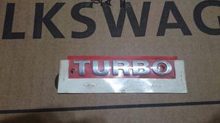 Emblema Turbo Gol E Parati G3 Original Vw