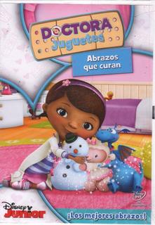 Doctora Juguetes Abrazos Que Curan ( Disney ) Dvd Nuevo Sell
