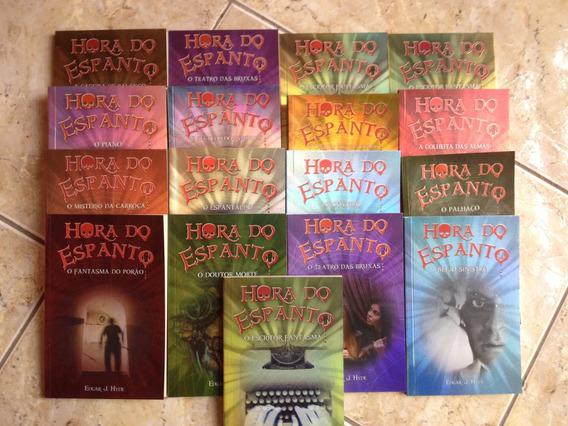 Kit Com 5 Livros - Hora Do Espanto - Novos - A Escolher
