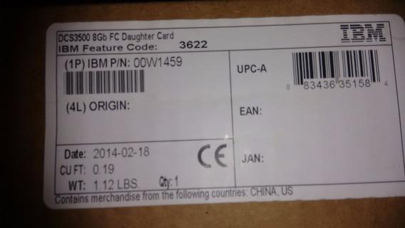 Placa Fibra, Fc Para Controladora Storage Ibm Ds 3500,3950,