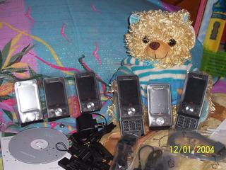 Pedido: Sony Ericsson W910 Libre Fabrica