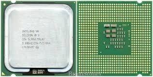 Processador Pc Intel Celeron D 336 Sl98w 2.80ghz Socket 775