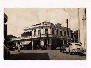 Cartao Postal Fotografico Birigui - Sp - Radio - Anos 40-50