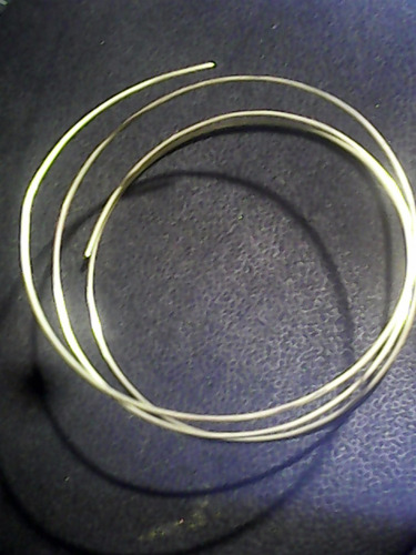 Alambre De Bronce 1,6mm.ideal Para Joyeria