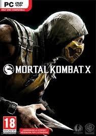 Mortal Kombat X En Español Para Pc!!