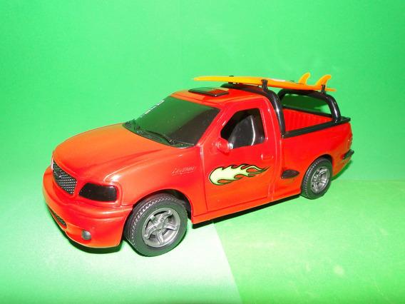 Pickup Ford Svt F150 Prancha Surf Comp.25cm Larg.10cm