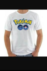 Camiseta Pokemon Go!
