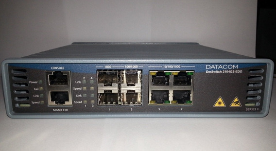 Switch Datacom 2104g2-edd Envio Imediato É Vapt-vulpt