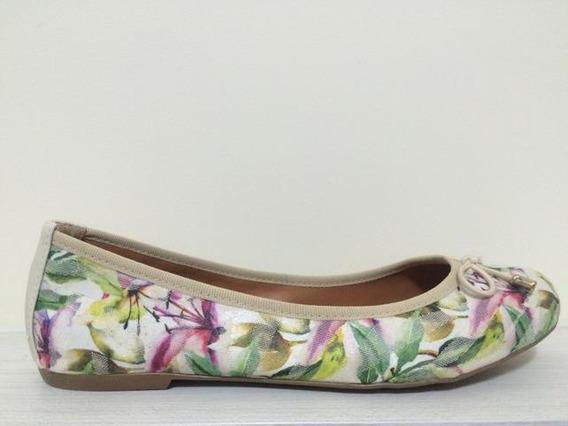 Sapatilha Feminina Corello Floral