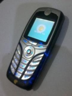 Motorola C385 (original) Mundo Oi Raridade Gsm Desbloqueado