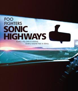 Foo Fighters Sonic Highways Blu-ray